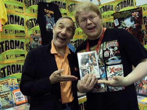 Lloyd Kaufman Net Worth