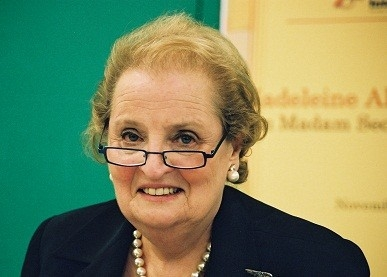 Madeleine Albright Net Worth