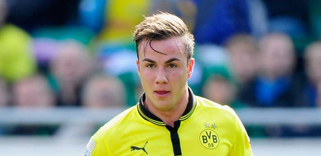 Mario Gotze Net Worth