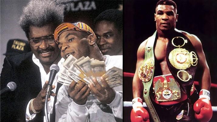 Mike Tyson Net Worth