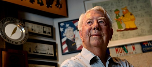 Mort Walker Net Worth