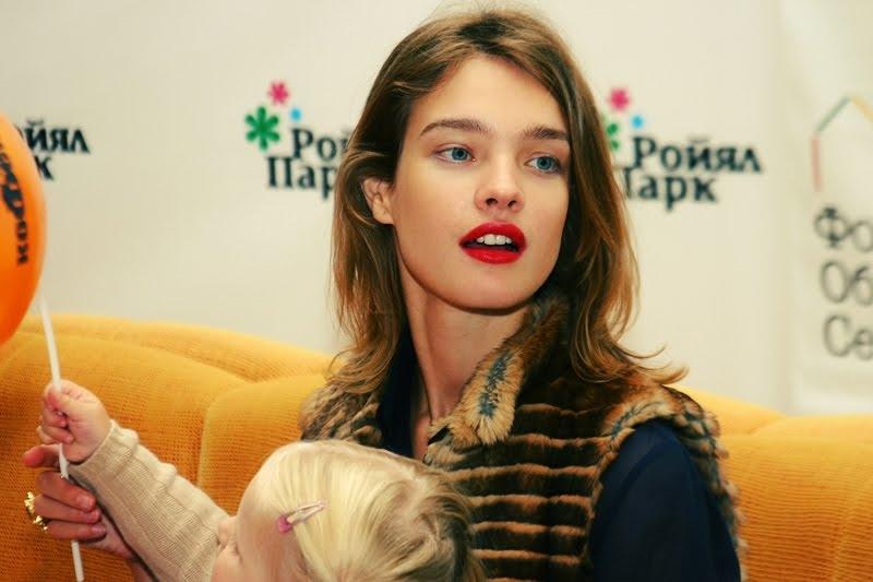 Natalia Vodianova Net Worth