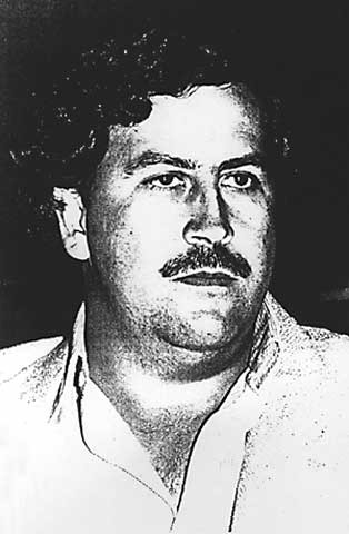 Pablo Escobar Net Worth