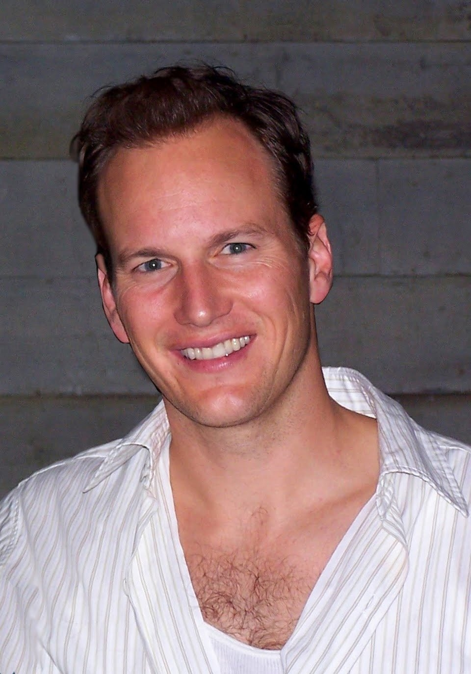 patrick wilson young