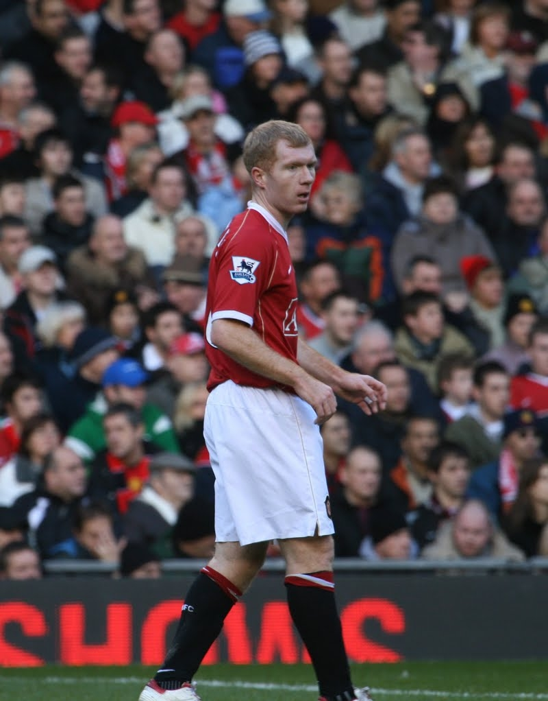 Paul Scholes Net Worth