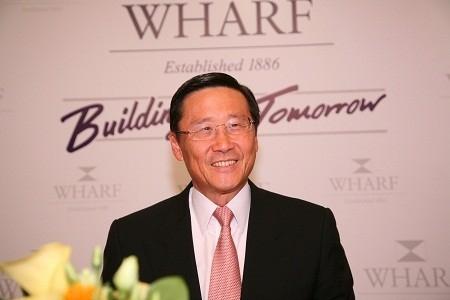 Peter Woo Net Worth