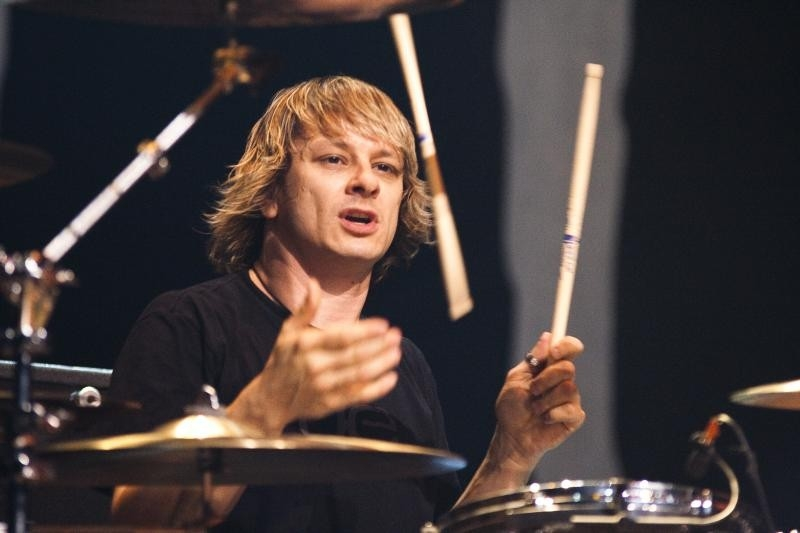 Ray Luzier Net Worth