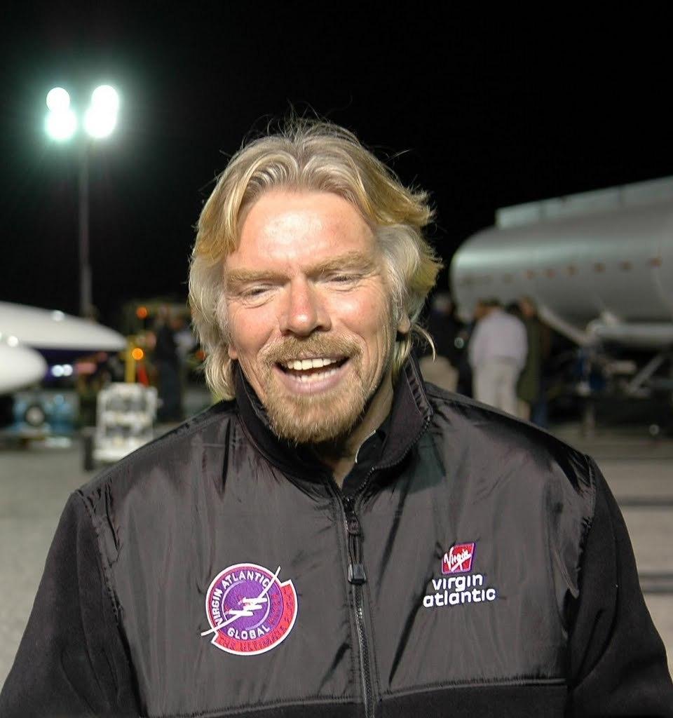Richard Branson Net Worth