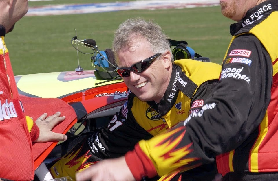 Ricky Rudd Net Worth