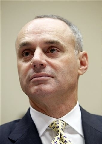 Rob Manfred Net Worth