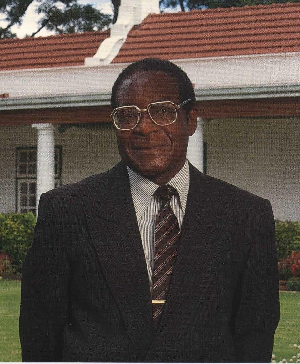Robert Mugabe Net Worth