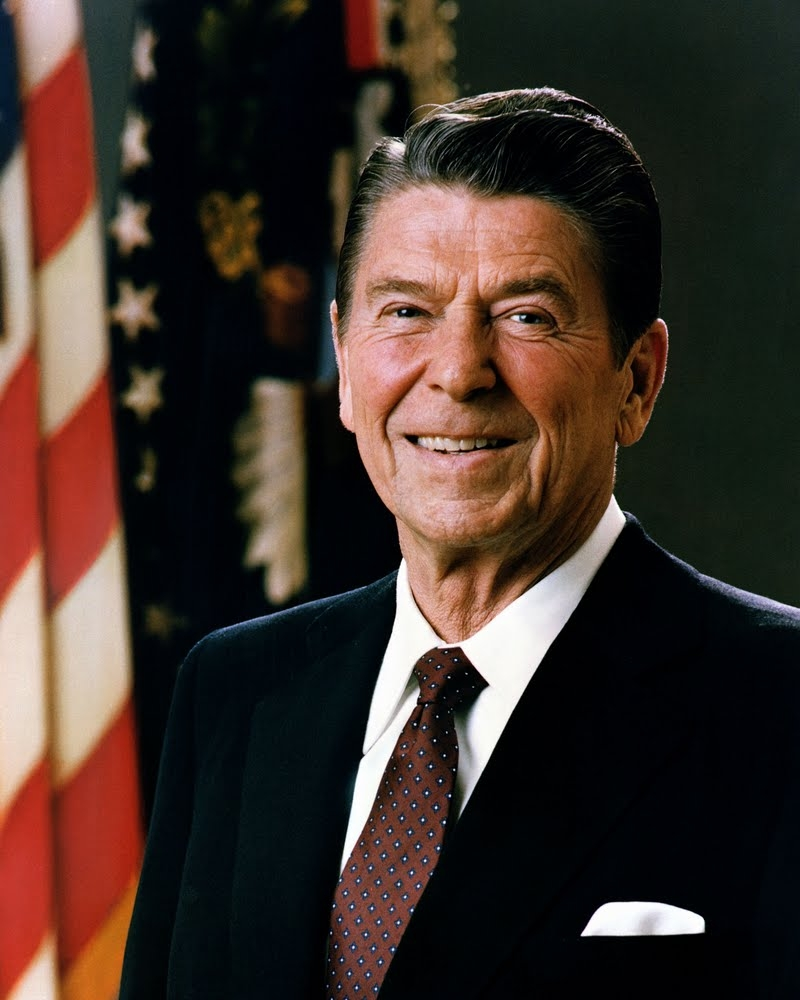 Ronald Reagan Net Worth