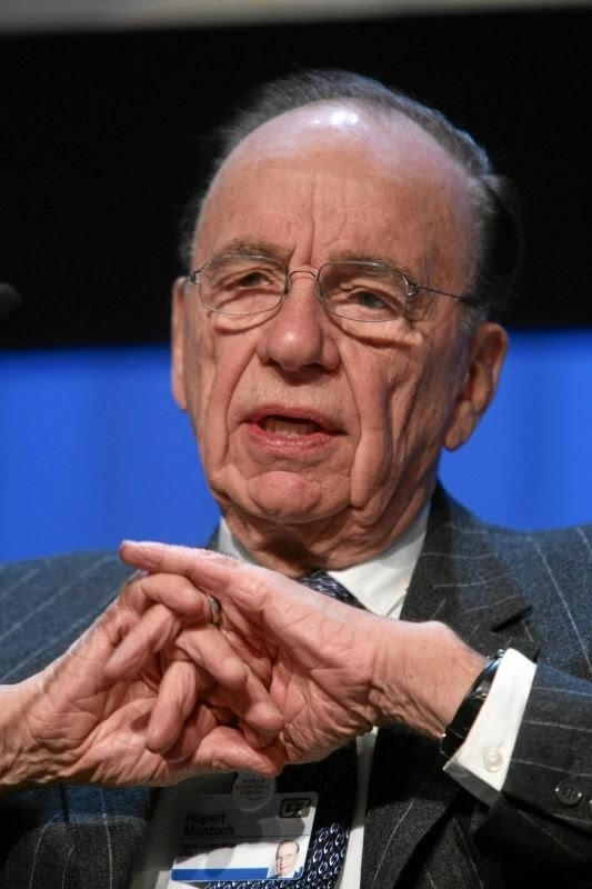 Rupert Murdoch Net Worth