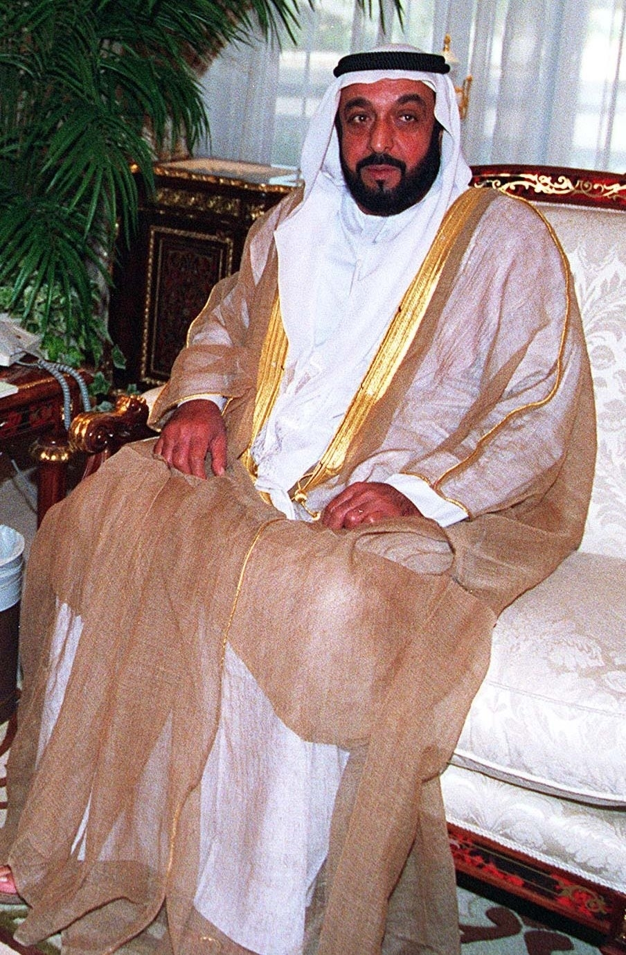 Sheikh Khalifa Bin Zayed Al Nahayan Net Worth