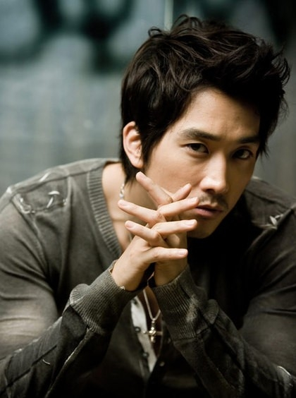 Song Seung-heon Net Worth