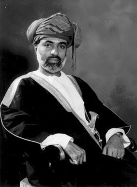 Sultan Qaboos bin Said Net Worth