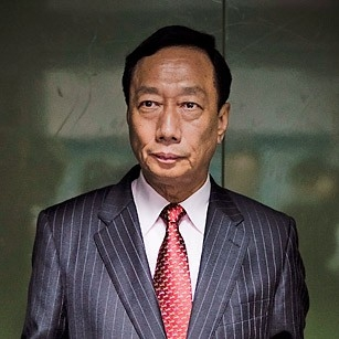 Terry Gou Net Worth