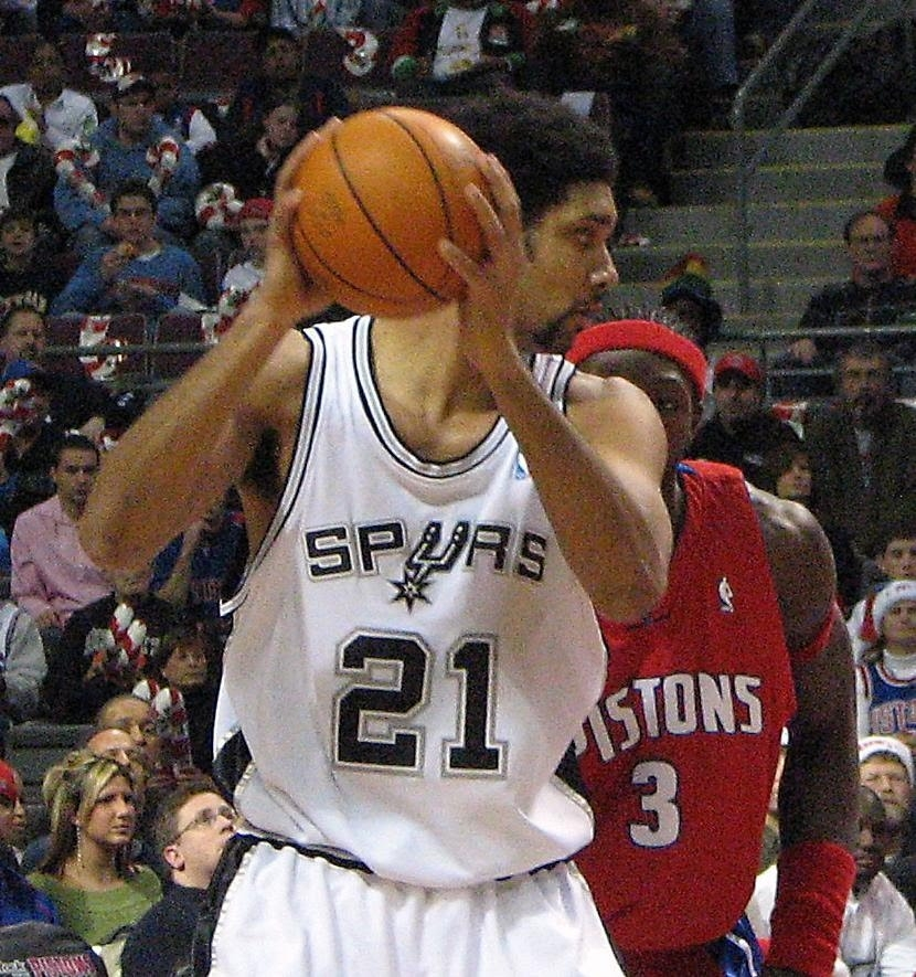 Tim Duncan Net Worth
