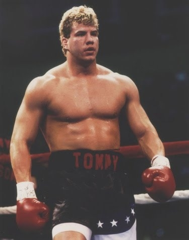 Tommy Morrison Net Worth