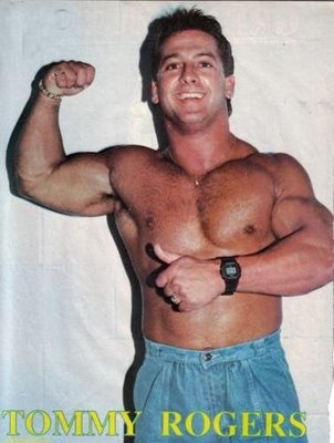 Tommy Rogers