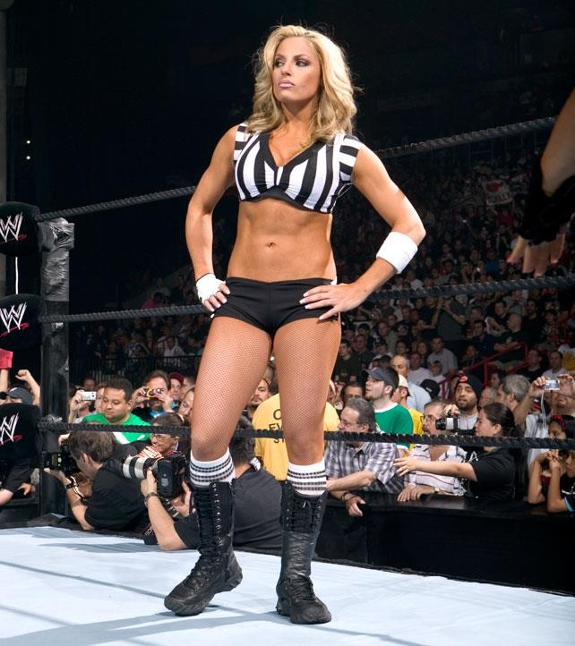Trish Stratus Net Worth