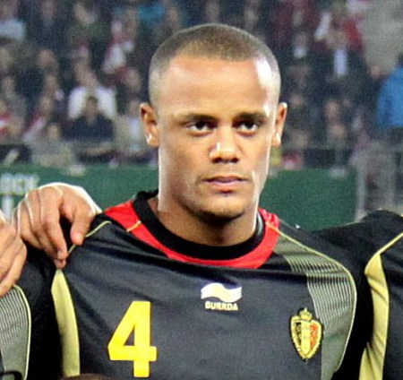 Vincent Kompany Net Worth