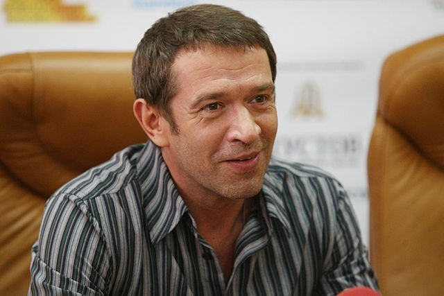 Vladimir Mashkov Net Worth