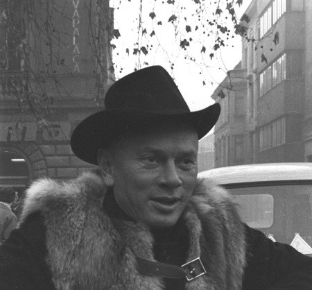 Yul Brynner Net Worth