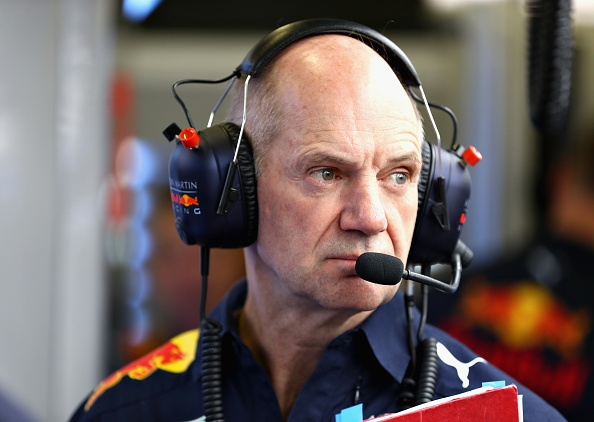 Adrian Newey Net Worth