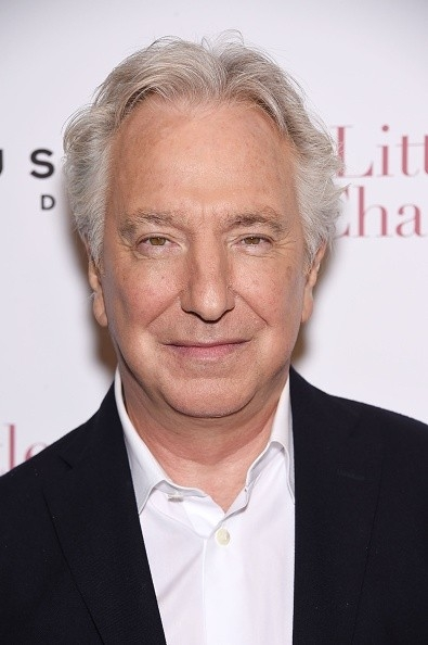 Alan Rickman Net Worth
