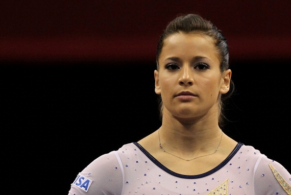 Alicia Sacramone Net Worth