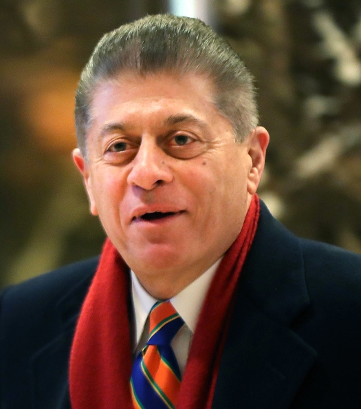 Andrew Napolitano Net Worth