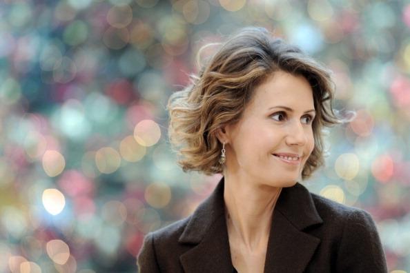 Asma al-Assad Net Worth