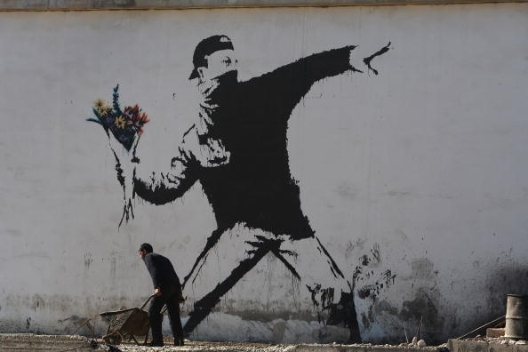 Banksy Net Worth