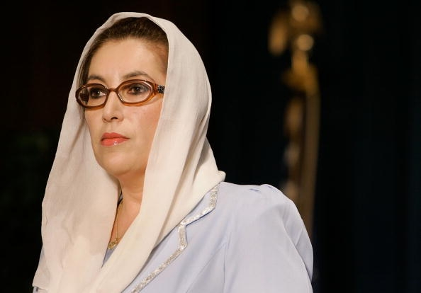 Benazir Bhutto Net Worth