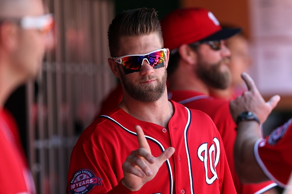 Bryce Harper Net Worth