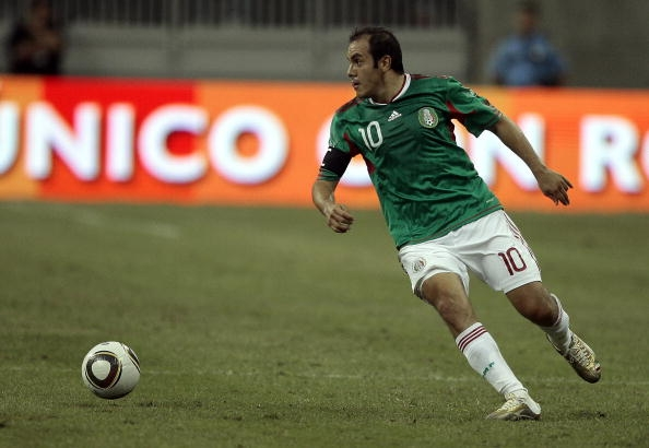 Cuauhtémoc Blanco Net Worth