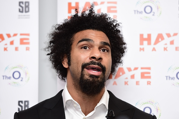 David Haye Net Worth