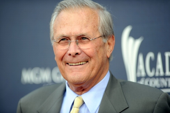 Donald Rumsfeld Net Worth