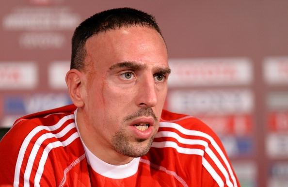 Franck Ribery Net Worth