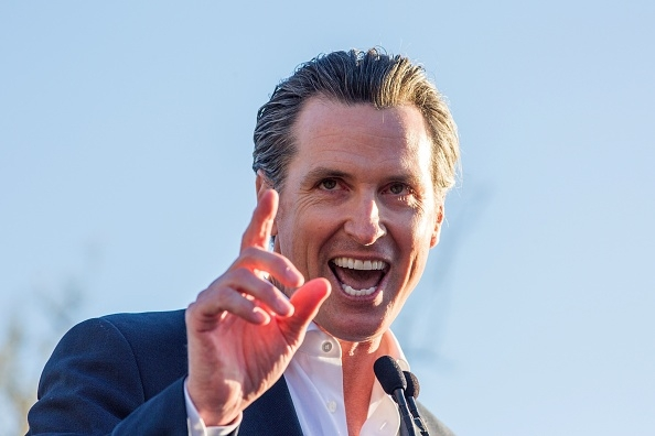 Gavin Newsom Net Worth