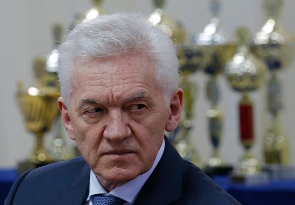 Gennady Timchenko Net Worth