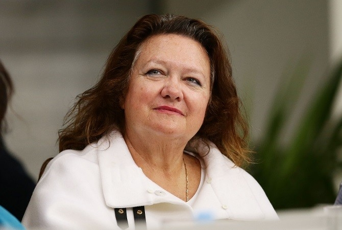 Gina Rinehart Net Worth
