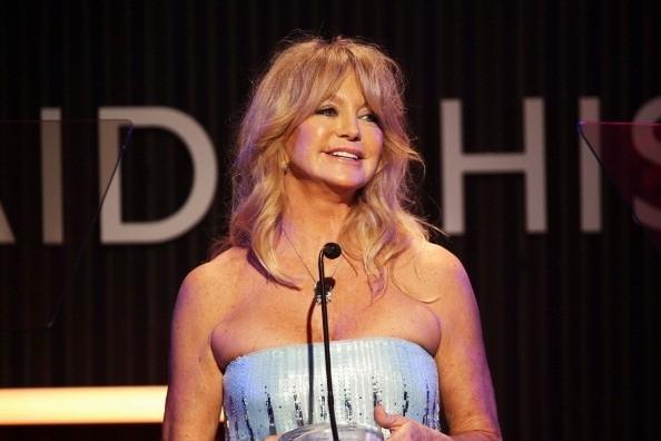 Goldie Hawn Net Worth