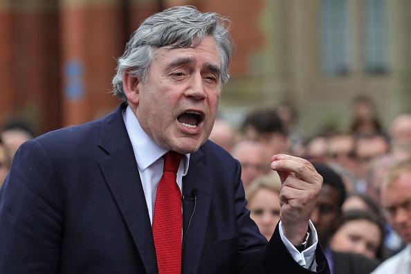 Gordon Brown Net Worth