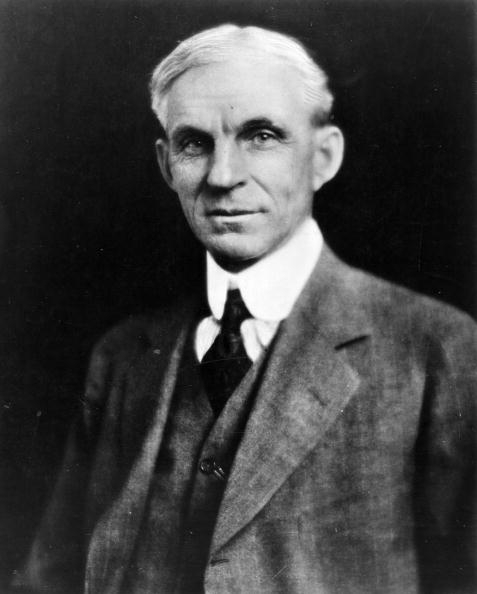 Henry Ford Net Worth