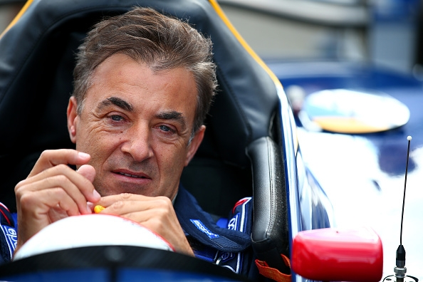 Jean Alesi Net Worth