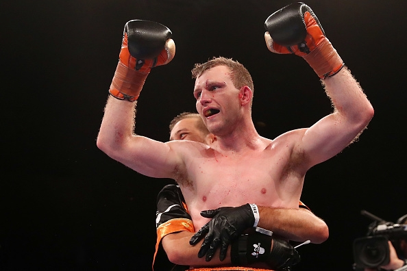 Jeff Horn Net Worth