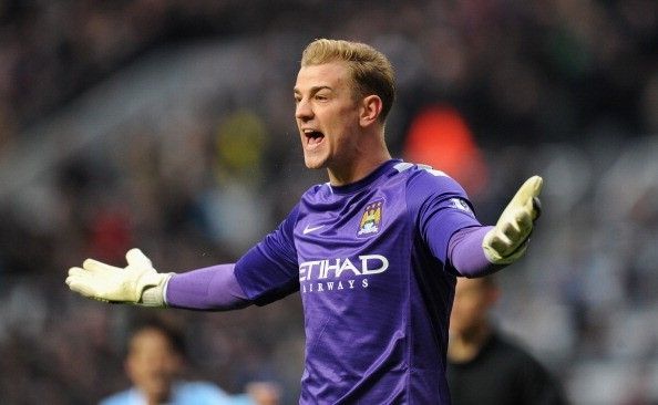 Joe Hart Net Worth