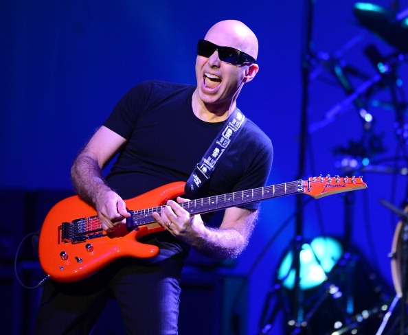 Joe Satriani Net Worth